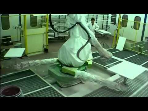 Pintura automatizada de muebles de cocina youtube for Pintura de muebles