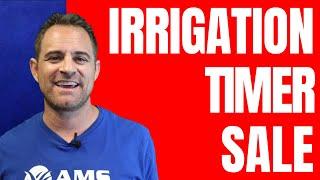 Irritrol Rain Dial 6 Sprinkler Timer SAVE $100!