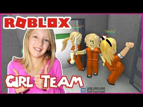 Girl's Team / Prison Life