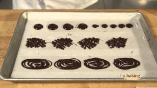 Making Easy Chocolate Decorations