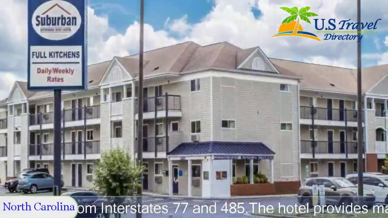 Suburban Extended Stay SE   Pineville Hotels, North Carolina