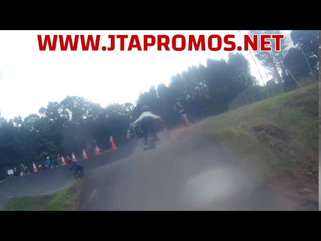 Hawick Community Pump Track - GoXtreme Vision 4K Ultra HD Action Cam JTAPromos www.JTAPromos.net