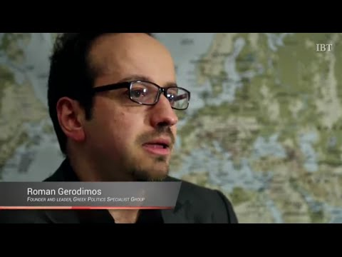 International Business Times - Dr Roman Gerodimos