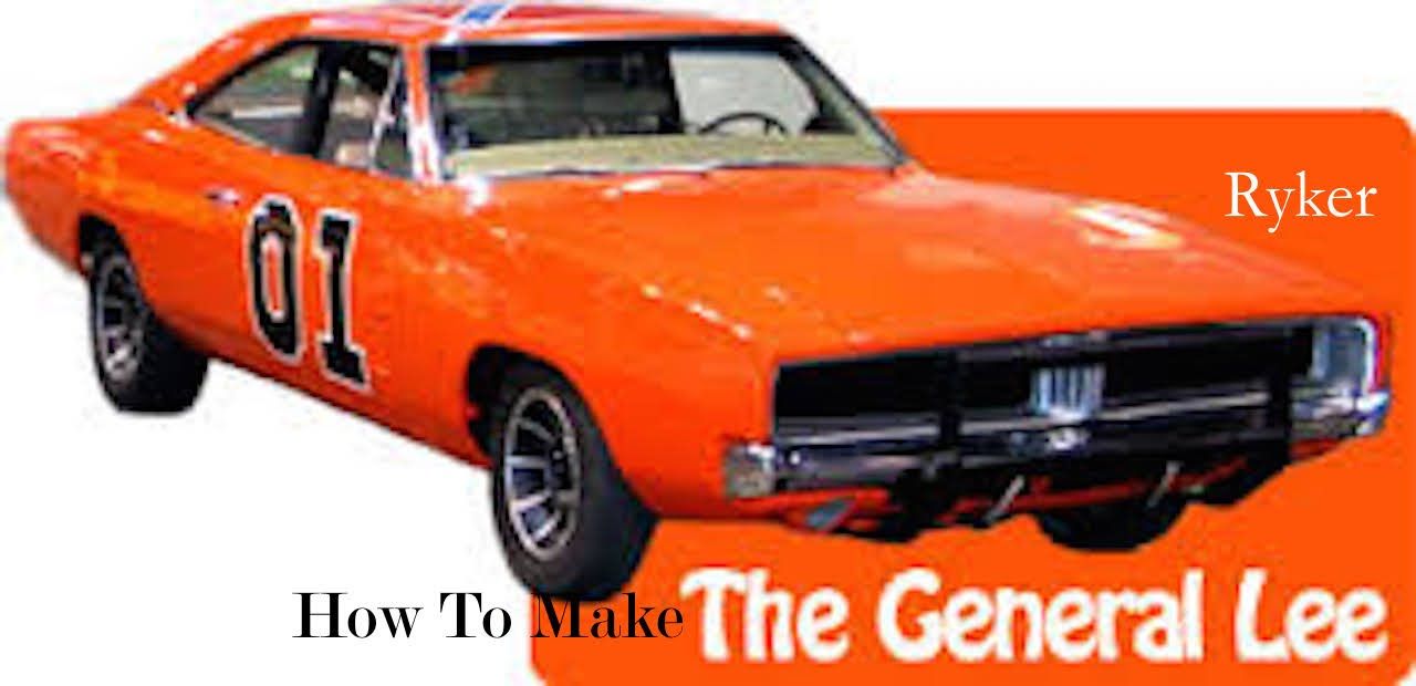 gta 5 how to make the the general lee imponte dukes ps4. Black Bedroom Furniture Sets. Home Design Ideas