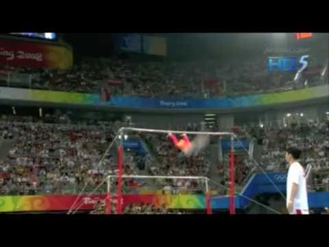 2008 Beijing Olympics Women's Gymnastics Team: USA vs CHINA