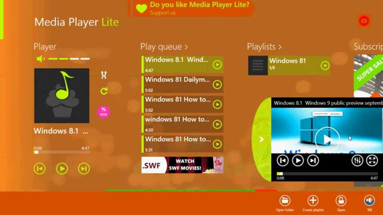 how to make windows media player open visualations by defualt