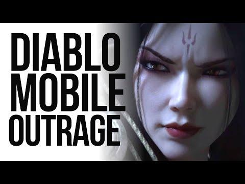 """Gamers Deemed """"Entitled"""" Over Diablo Immortal Backlash"""