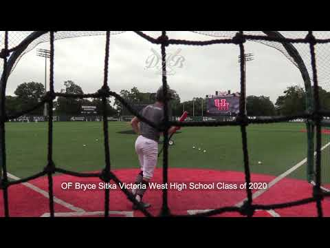 OF Bryce Sitka Victoria West High School Class of 2020
