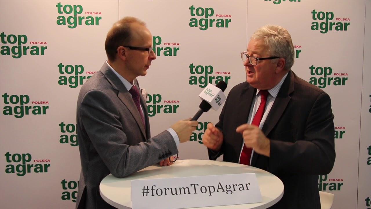 #forumTopAgrar: Czy grozi nam Unia dwóch prędkości? Odpowiada dr Czesław Siekierski