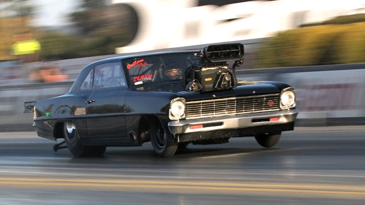 Wheels Up Chevy Nova Outlaw 10 5 Youtube