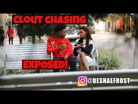CLOUT CHASING PRANK *EXPOSED* ll Deshae Frost