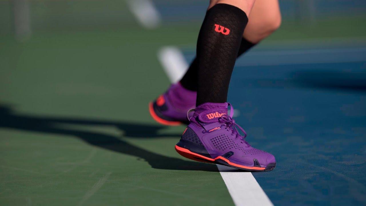 factory authentic 297c2 2b476 Amplifeel Technology. Wilson Tennis