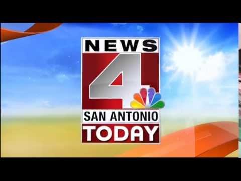 WOAI News 4 San Antonio Today 6:00 AM Open, 8/31/2015