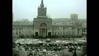 Volgograd: Barmaley Fountain