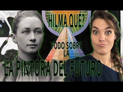 HILMA AF KLINT, PINTORA SECRETA DEL FUTURO   LA GATA VERDE