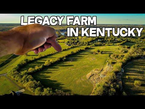 Legacy Farm For Sale Kentucky 52 Acres, Buying Bare Land, Hobby Farm