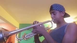 Nat King Cole L-O-V-E Trumpet solo