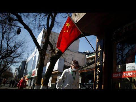 Coronavirus: première contamination locale en trois jours en Chine
