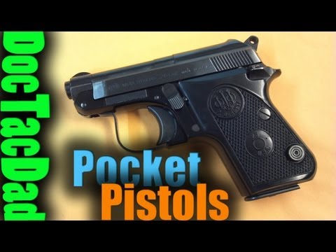 Pocket Pistol Collection