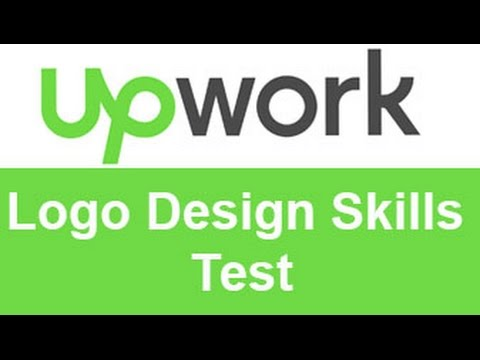 Upwork Logo Design Skills Test Answers -TOP 10% 20% - YouTube