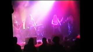 CRYSTALIUM - THE PHILOSOPHER  (DEATH COVER) LIVE PARIS 29.09.02
