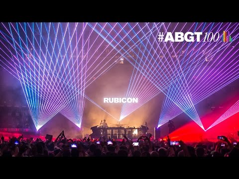 """#ABGT100: Above & Beyond play Super8 & Tab """"Rubicon"""" Live from Madison Square Garden, New York"""