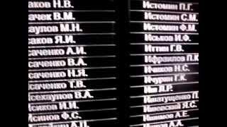 Пантеон 35-й батареи в Севастополе