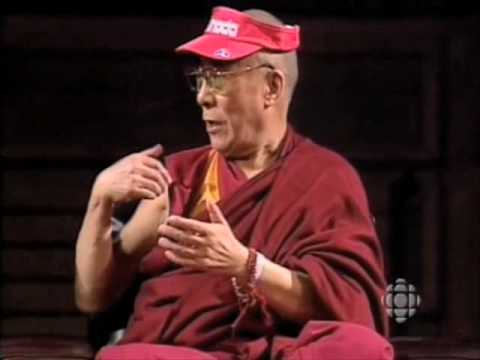 His Holiness the Dalai Lama discusses tolerance