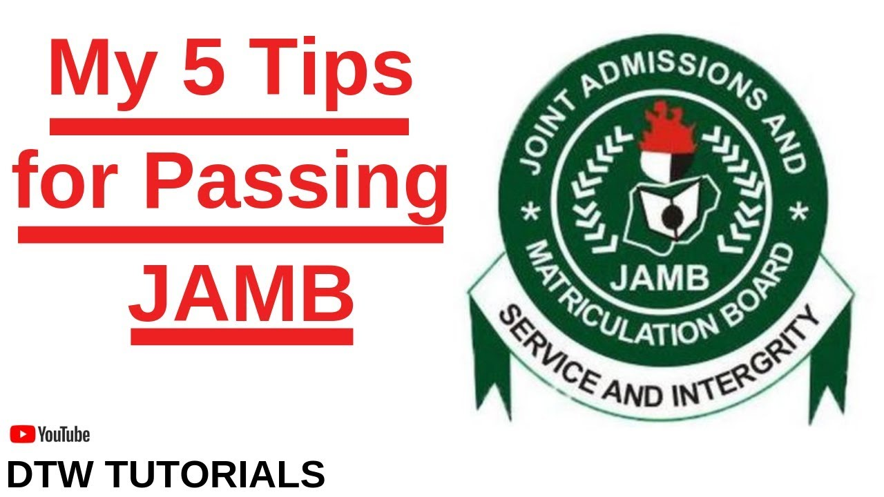 Jamb 2020 Sweet Sixteen Summary Free Pdf Download Dtw Tutorials