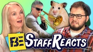 Try to Watch This Without Laughing or Grinning #3 (ft. FBE STAFF)