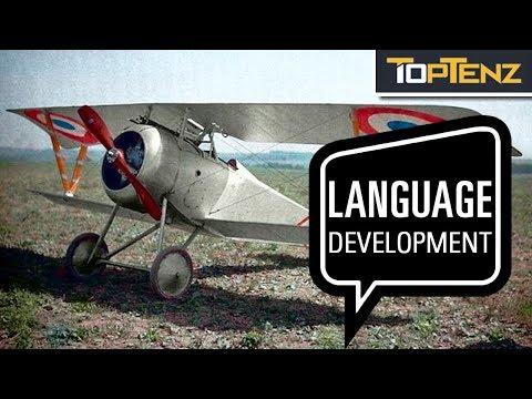 Top 10 Amazing Ways WORLD WAR I Changed the ENGLISH Language