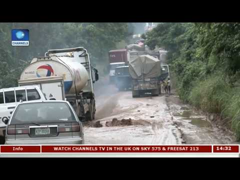 Horrible State Of Benin-Ekpoma Road, A Cause For Worry Pt.1|Eyewitness Report|