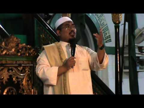 Ustad Taufik Hasnuri Masjid Kyai Marogan