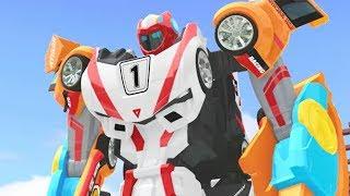 Video TOBOT Athlon English | 204A - Dazed and Deflected | NEW! | Season 2 Full Episode | Kids Cartoon download MP3, 3GP, MP4, WEBM, AVI, FLV September 2019