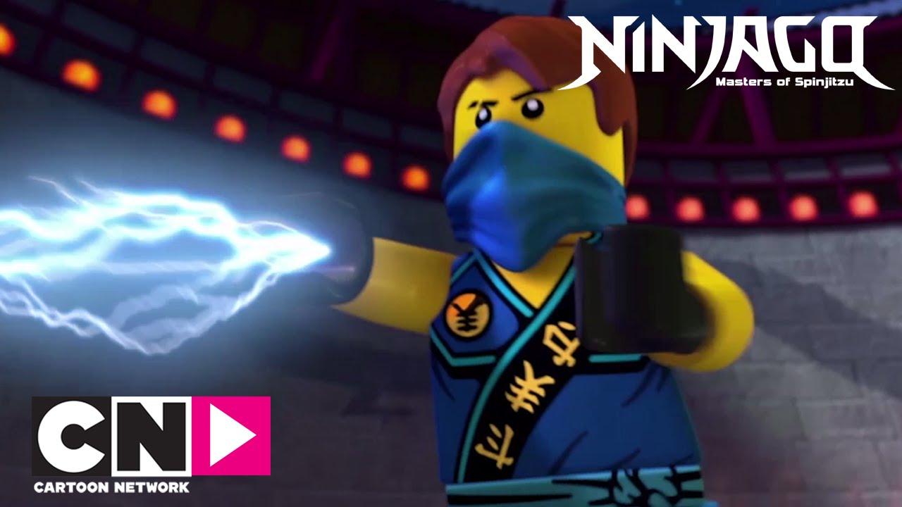 Jay le ninja de la foudre ninjago cartoon network - France 3 ninjago ...