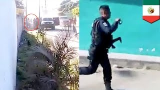 Mexico Violence Police Flee The Scene Hitmen Arrive And Kill 27 Year Old In His House Tomonews