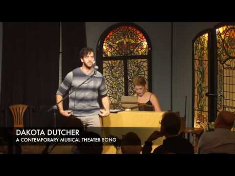 A Contemporary Musical Theater Song - Andrew Byrne