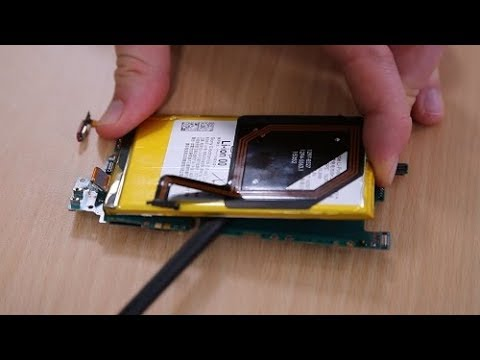 Sony Xperia Z5 Compact Akku Austauschen Anleitung Youtube
