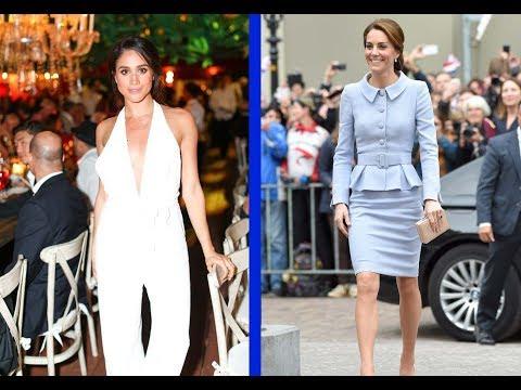 Meghan Markle v Kate Middleton: Will US star influence British fashion MORE than Duchess?