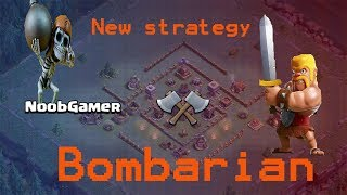 Clash of clans builder base modified BOMBARIAN strategy!!! Guaranteed TWO STARS!!!(Ep-3)