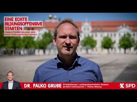 Bildungsoffensive starten. Unsere Kinder können sich keine Bildungslücken leisten. - Dr. Falko Grube