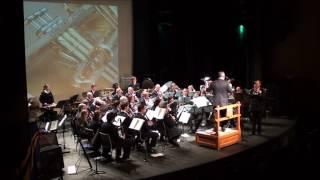Concert étude opus 49 (Alexander Goedicke) - Nieuwjaarsconcert 2017 Kon. Gem. Harmonie Koksijde