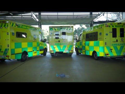 St John Running Man Challenge - NZ Ambulance