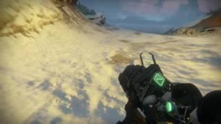 Destiny: Titan Skating Through The Solar System