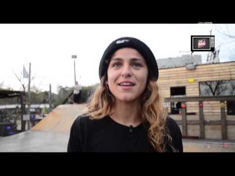 Mecu Videla en Skatepark Perú Beach