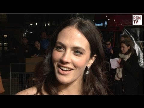 Jessica Brown Findlay Interview - A New York Winter's Tale Premiere