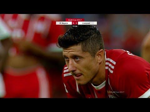 Robert Lewandowski vs Liverpool (Audi Cup 2017) HD 1080i (01/08/2017) by 1900FCBFreak