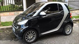 Teste Smart Fortwo 1.0 turbo - Leobh