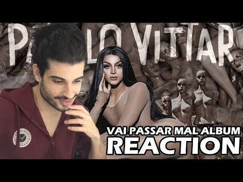 Pabllo Vittar - Vai Passar Mal  REACTION  ReaçãoReview
