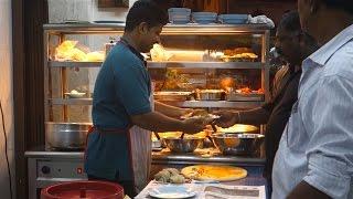 Addicted to Indian food, Georgetown, Malaysia